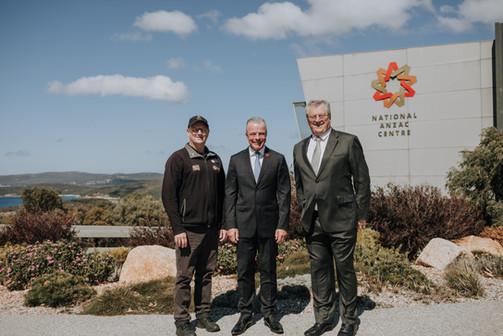 Australian War Memorial Director