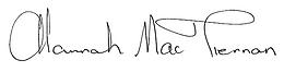 Minister Alannah MacTiernan Signature.pn