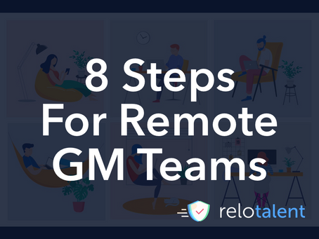 Eight Steps to Run Your Remote Global Mobility Team
