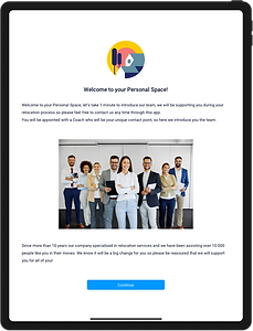 Assignee welcome ipad.png