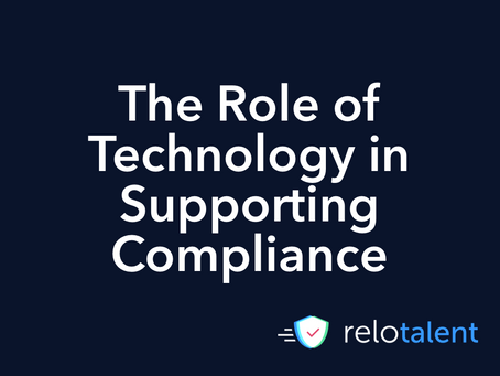 The Role of Technology in Supporting Compliance