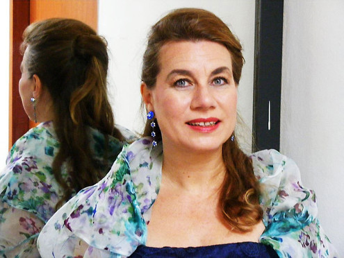 Portrait Valerie Suty