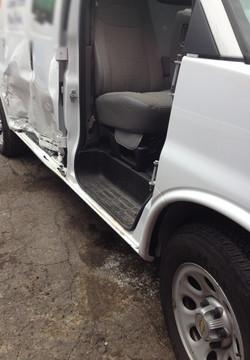 Major Damage-2015 Chev Express