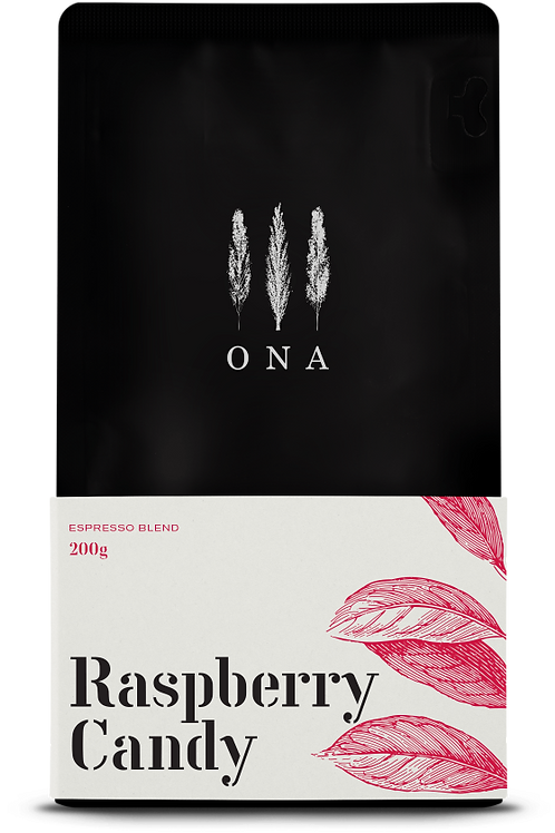 Raspberry Candy