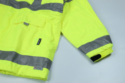 Hi-Visibility Insulated Jacket