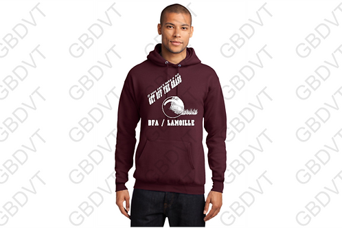BFA  / LAMOILLE LIGHT WEIGHT HOODY OR CREW