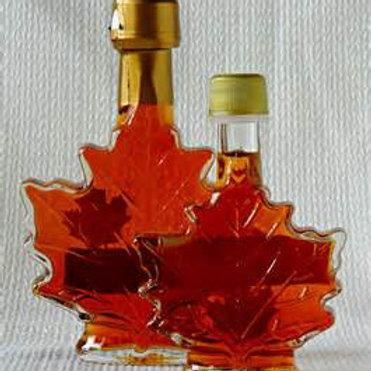 Maple Leaf Glass  3.4 oz
