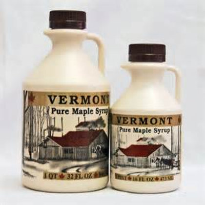 2020 Half Gallon of Vermont Maple Syrup