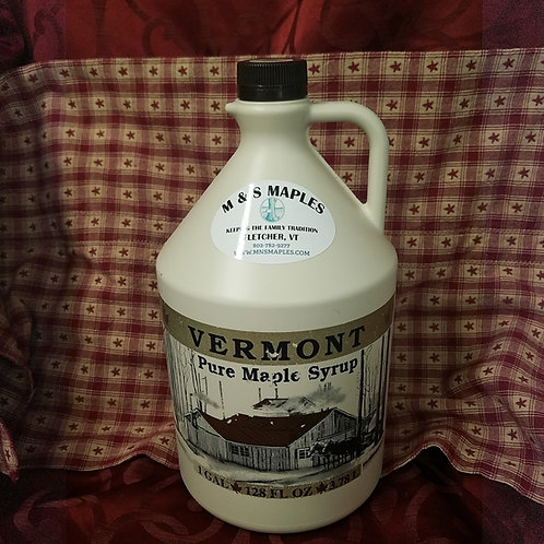 2020 Gallon of Vermont Maple Syrup
