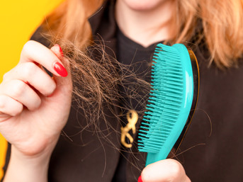 ANTI HAIR FALL GUIDE -Lets talk about causes and prevention.