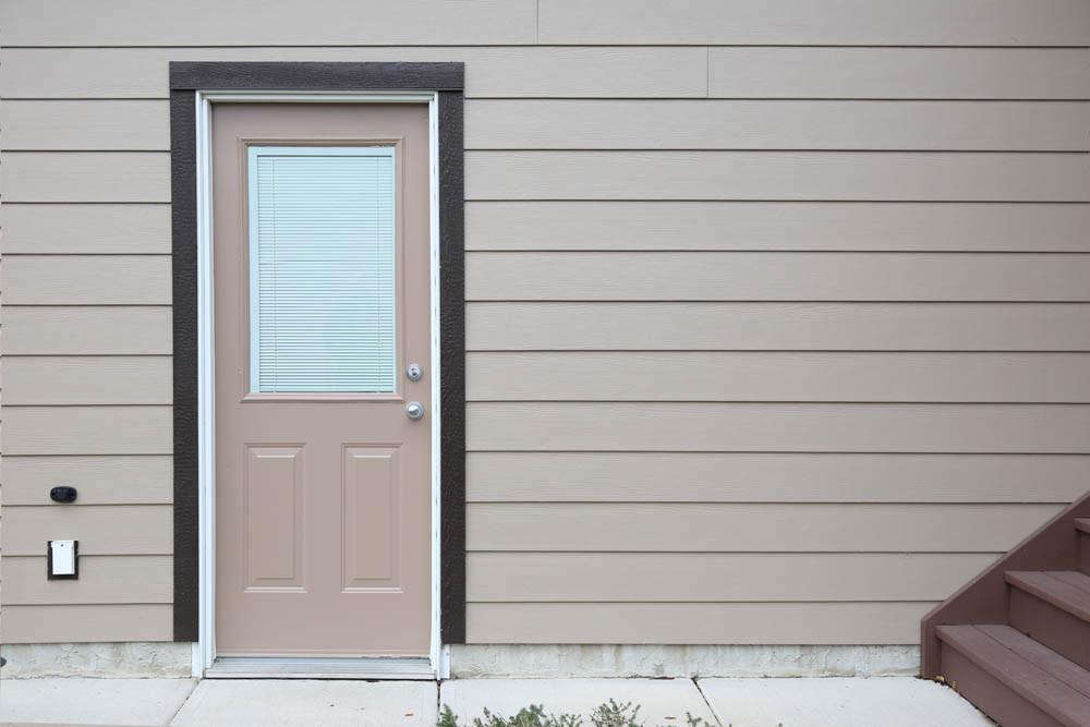 Siding - Man Door