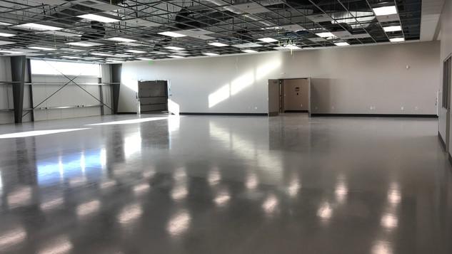 YVFWC New Metal Building