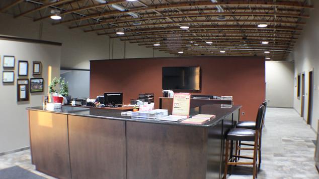 Print Guys Office Remodel