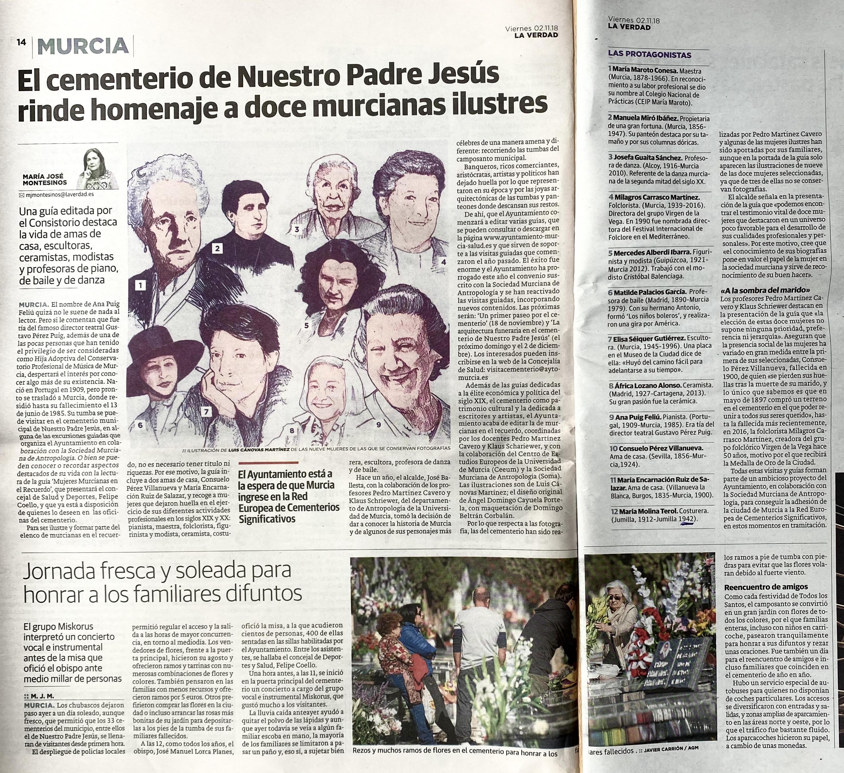 Murcianos ilustres