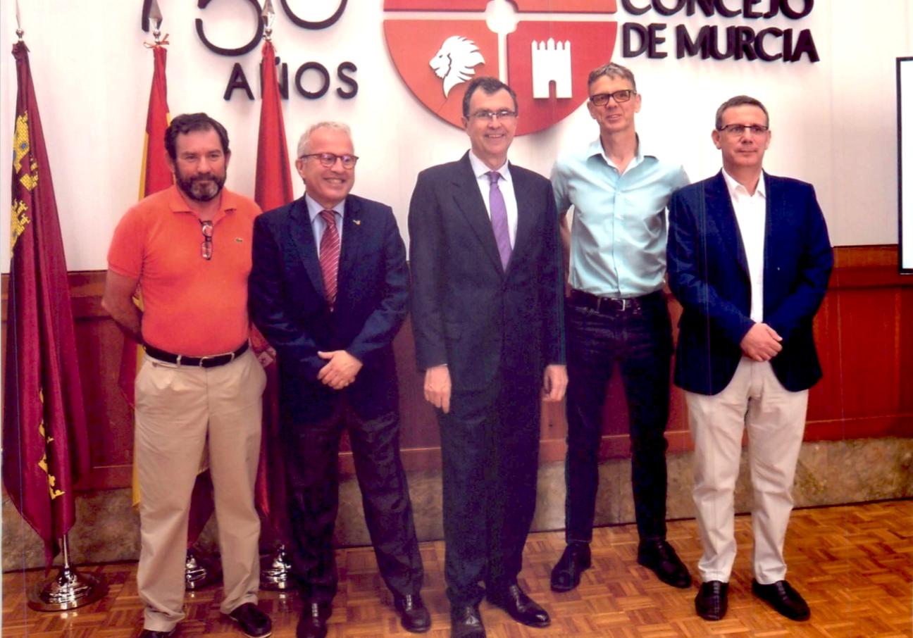 Convenio Soma-Ayto. de Murcia