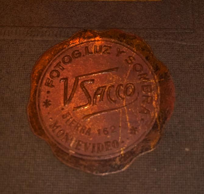 Mucho más que un sello. Vicente Sacco.