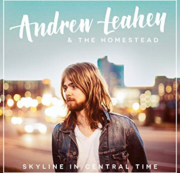 Andrew Leahey & the Homestead realease 'Airwaves' a new lease on life