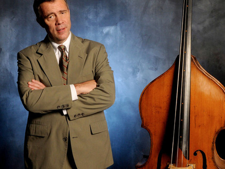 Edgar Meyer; bass extraodinaire