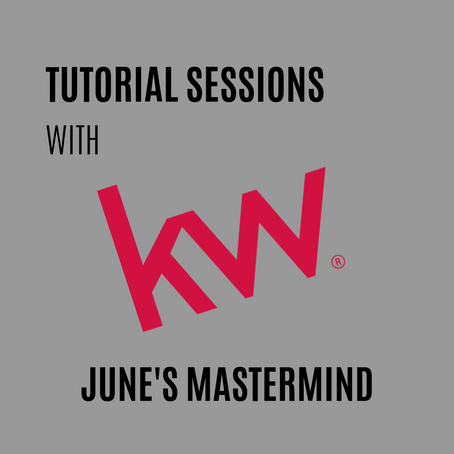 Lessons Learned From June's Mastermind @ Keller Williams Prime