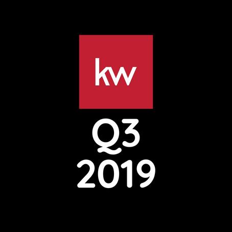 Q3 2019: A Historic Quarter For Keller Williams