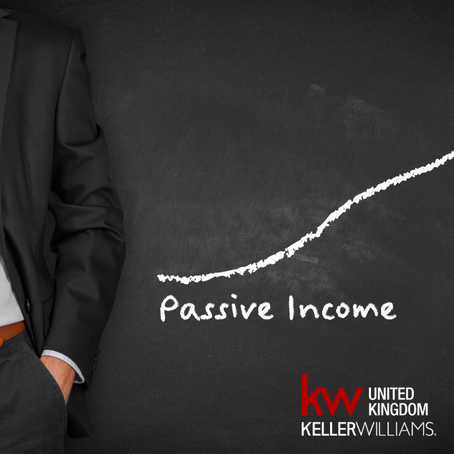 How to build a passive income