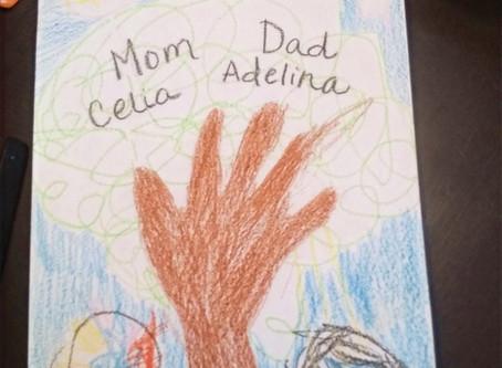 Family Tree Art Project