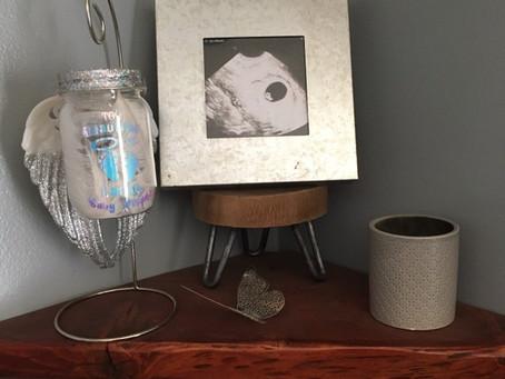 Baby Memorial Displays