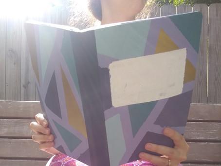 DIY Grief Journals Pt. 1 + Adult Journals for Purchase