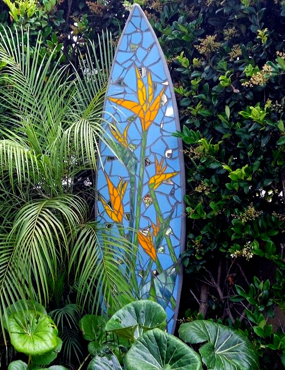 California garden art and sculptures for landscaping and home.