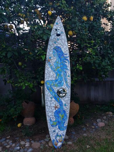 """""""Mermaid"""" Carpinteria, CA"""