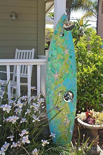"""Starfish & Kelp"" Del Mar, CA"