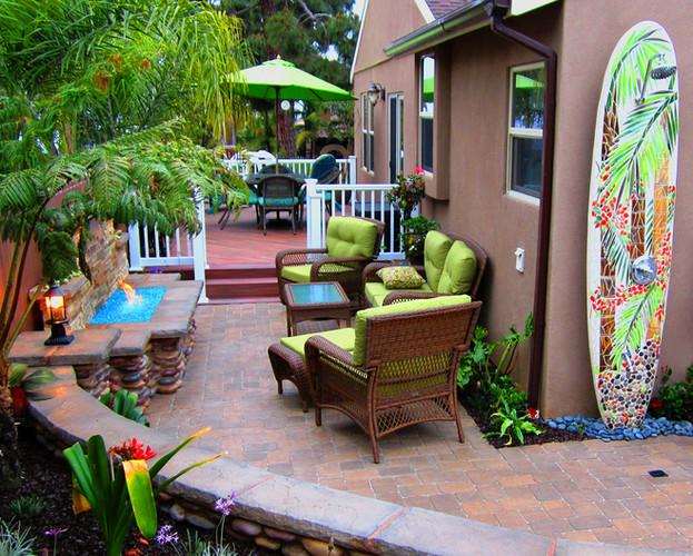 """""""Whispering Palms"""" Oceanside, CA"""