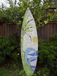 Garden art and sculptures for landscaping and home.