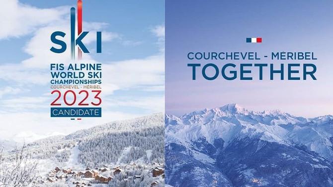 France's Courchevel, Meribel to host FIS Alpine World Ski Championships 2023