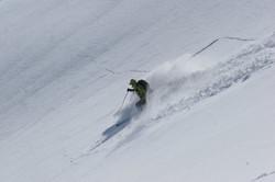 ski off pist
