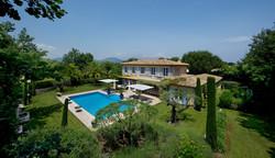 Villa de luxe Saint Tropez