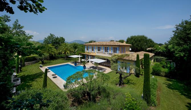Villa luxe Saint Tropez