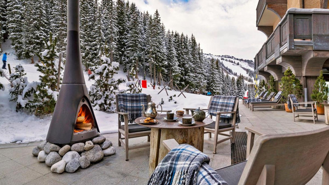 Courchevel: the sexiest places to stay