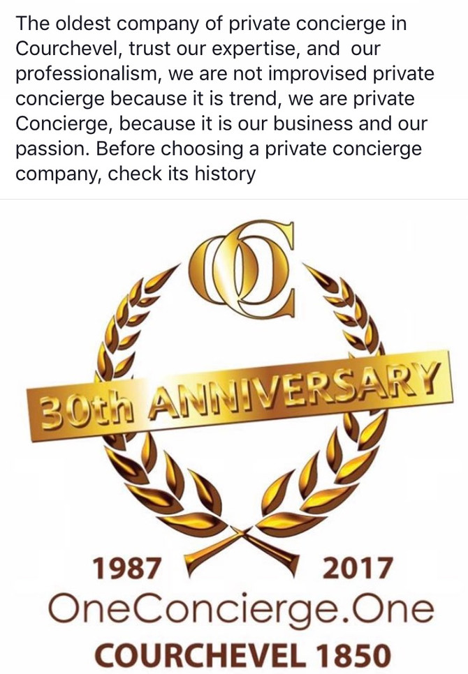OneConcierge.One the only