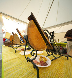 The Savoyard raclette