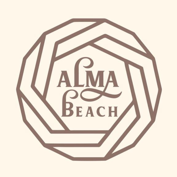 Alma beach St Tropez