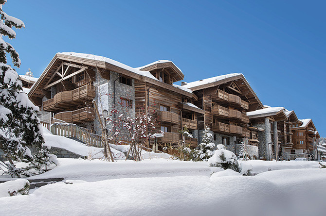 Six Senses Residences Courchevel