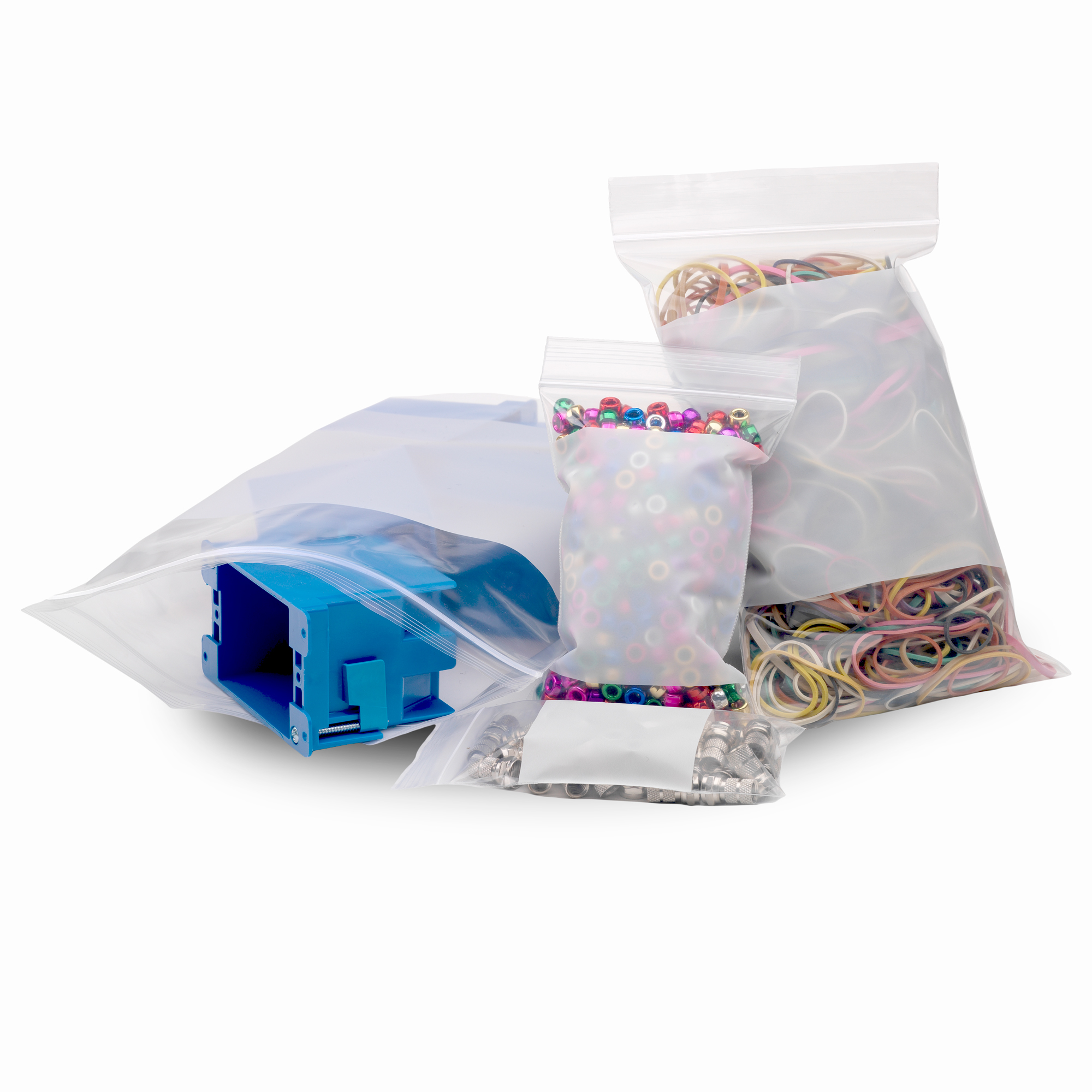 Reclosable Zipper Bags