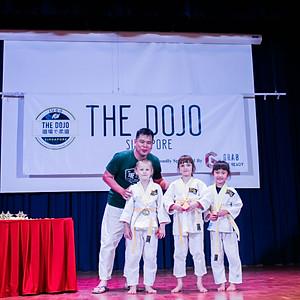 Return Of The Dojo Lil Champs 2016