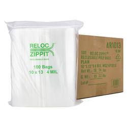 Reclosable Zipper Bags