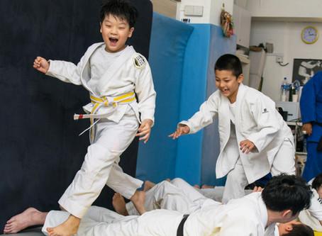 How Judo Can Help Kids Succeed in School