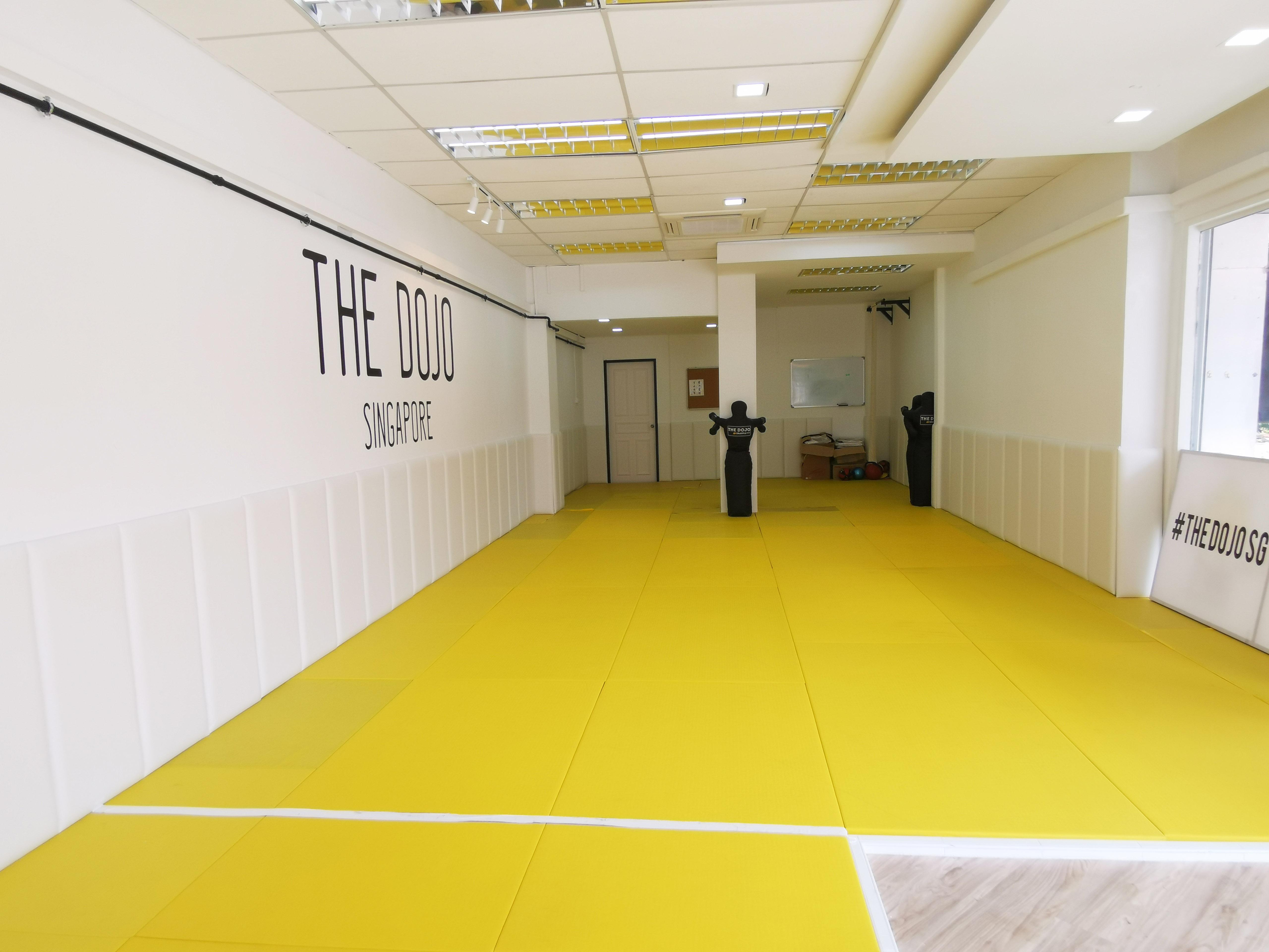 The Dojo Judo Potong Pasir 3