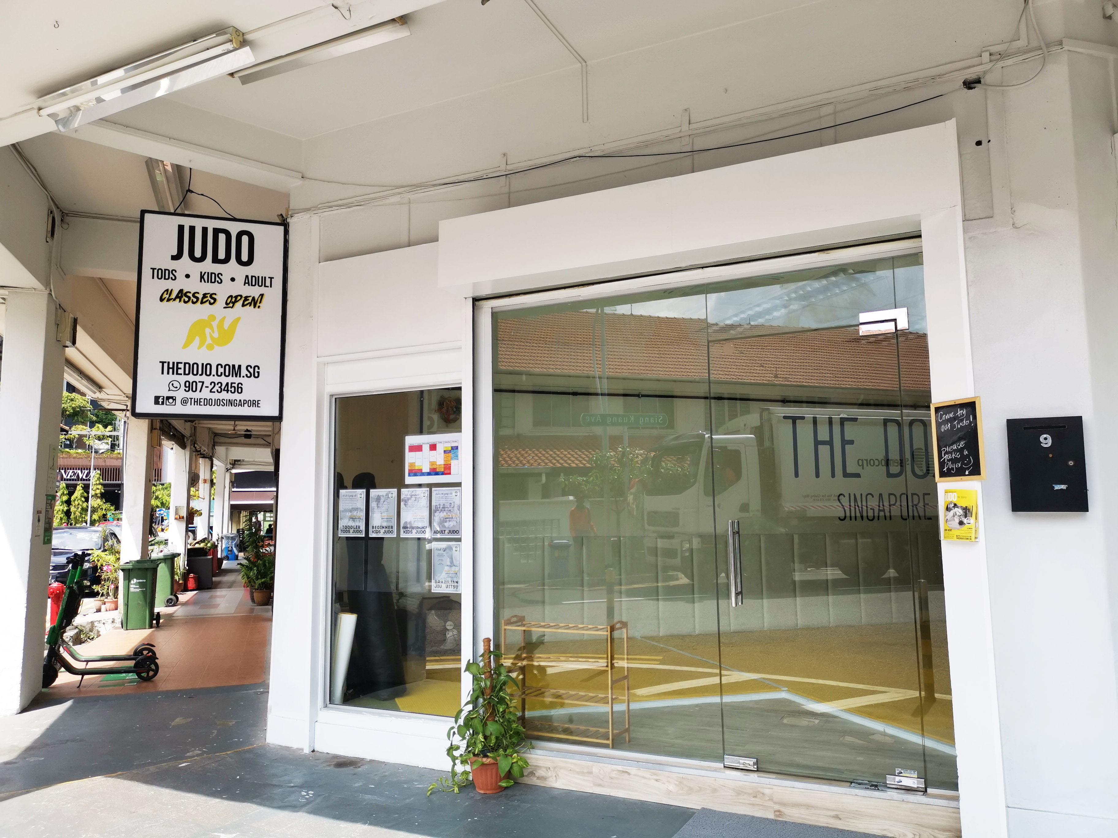 The Dojo Judo Potong Pasir 4