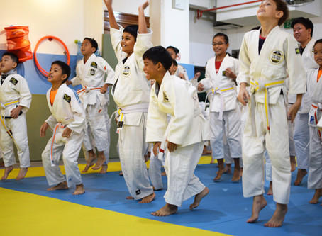 5 Reasons Judo is THE Martial Art for Your Child