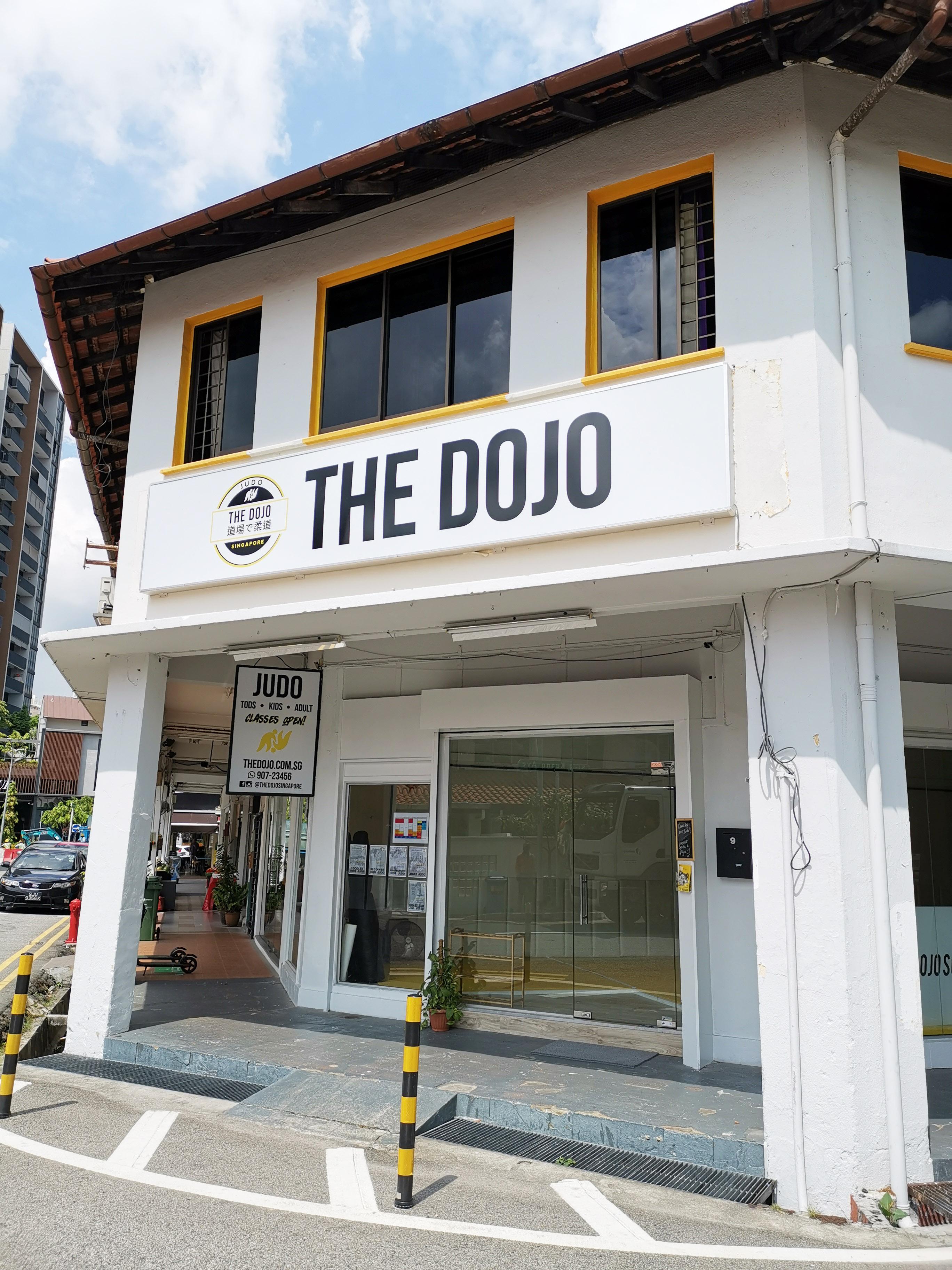 The Dojo Judo Potong Pasir 1